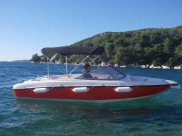 Bayliner 175 Orange